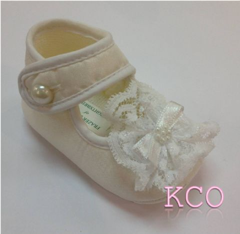 Style FJS020 White~Girls Shoes